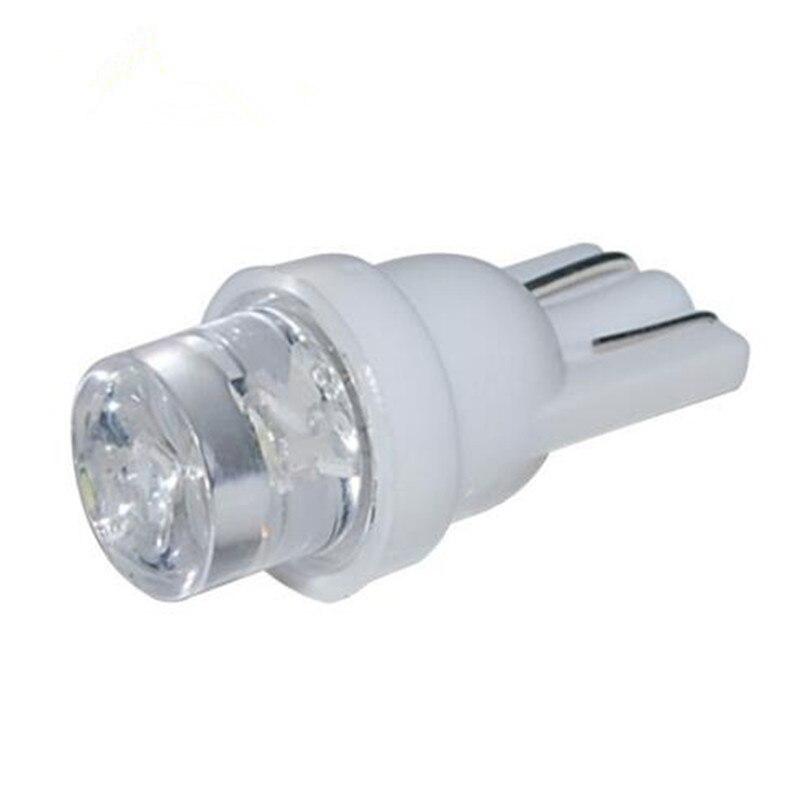 Not Car Headlight 1 PCS Car Light Bulbs 194 168 SMD W5W Side Lamp 12V DC Tail instrument Bulb Rear Registration Plate Lights