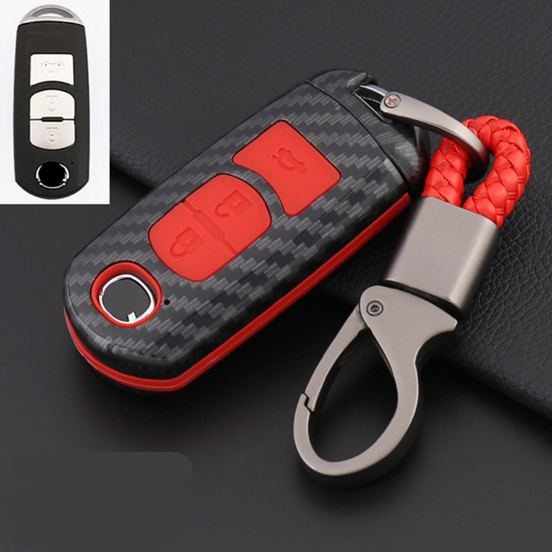 Carbon-Fiber-Shell-Car-Remote-Key-Case-Cover-For-Mazda-2-3-6-Axela-Atenza-CX.jpg_640x640 (5)