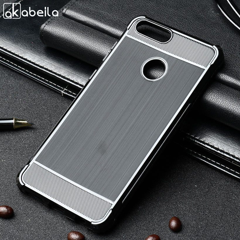 Phone Case For Huawei Huawei Honor 7X Cases Anti-knock Mobile Cover For Huawei Honor 7X Soft Silicon TPU Covers