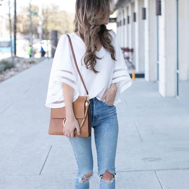 Chemisier Fashion mode décontracté