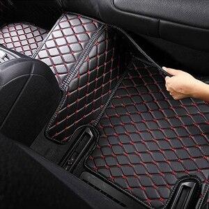 Image 3 - רכב מאמין רכב רצפת מחצלות עבור מרצדס w212 w245 ויטו w639 w169 ml w163 w212 w140 clk w639 gl x164 ls w219 slk שטיח שטיחים