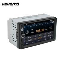 Vehemo Зеркало Ссылка AUX/USB/TF/FM 7 дюймов Smart MP5 плеер аудио видео плеер Автомобильная электроника автомобиль аудио дистанционного Управление авт