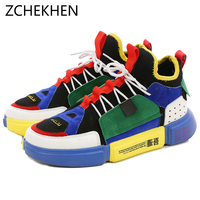 Automne high top étoiles chaussures hommes de luxe marque sneakers blanc designer version d'or casual chaussures hip hop chaussures zapatos hombre