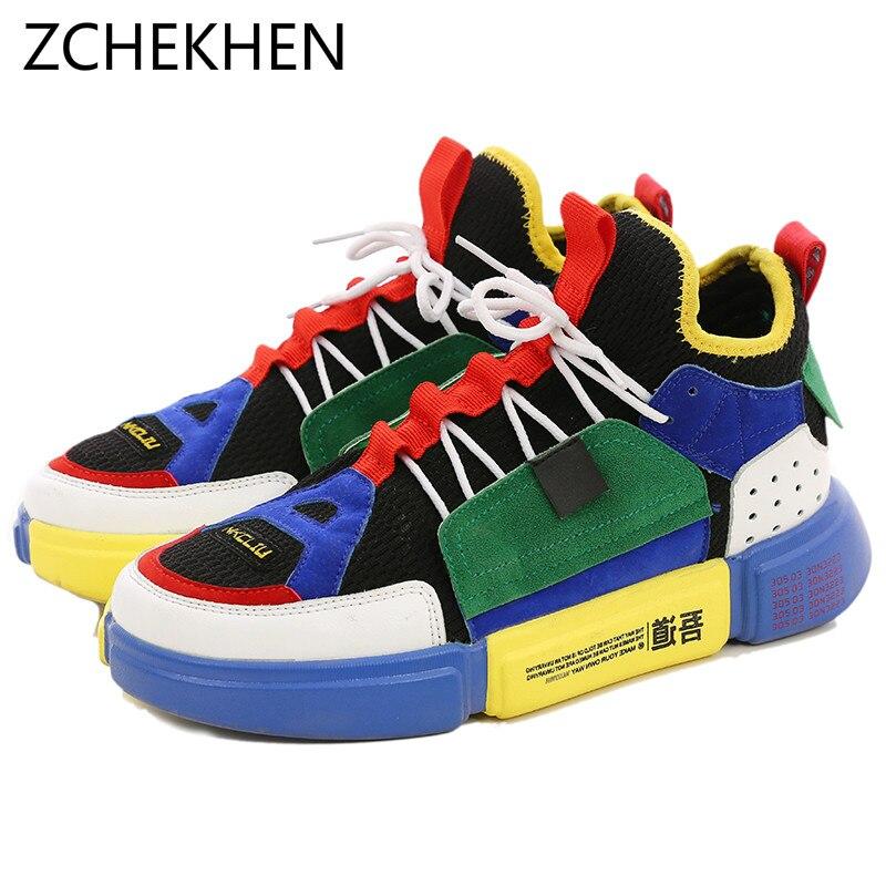 0295b2c1bb689 Autumn high top star shoes men luxury brand sneakers white designer version golden  casual ...