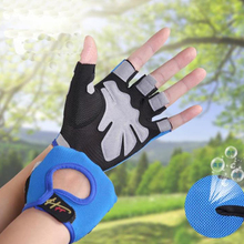 Gloves Cycling Half Finger Anti-slip Anti-sweat Men Women Breathable Anti-shock Sports Gloves MTB Bicycle Glove Couple models платье topshop topshop to029ewbqgo0