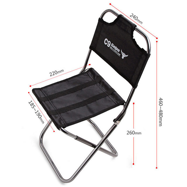 Fishing Chair Setup Swivel West Elm Folding Camp Picnic Time Sporting Events Aluminum Frame Mesh Cover Easy Lightweight Compact Portable Sit Bac