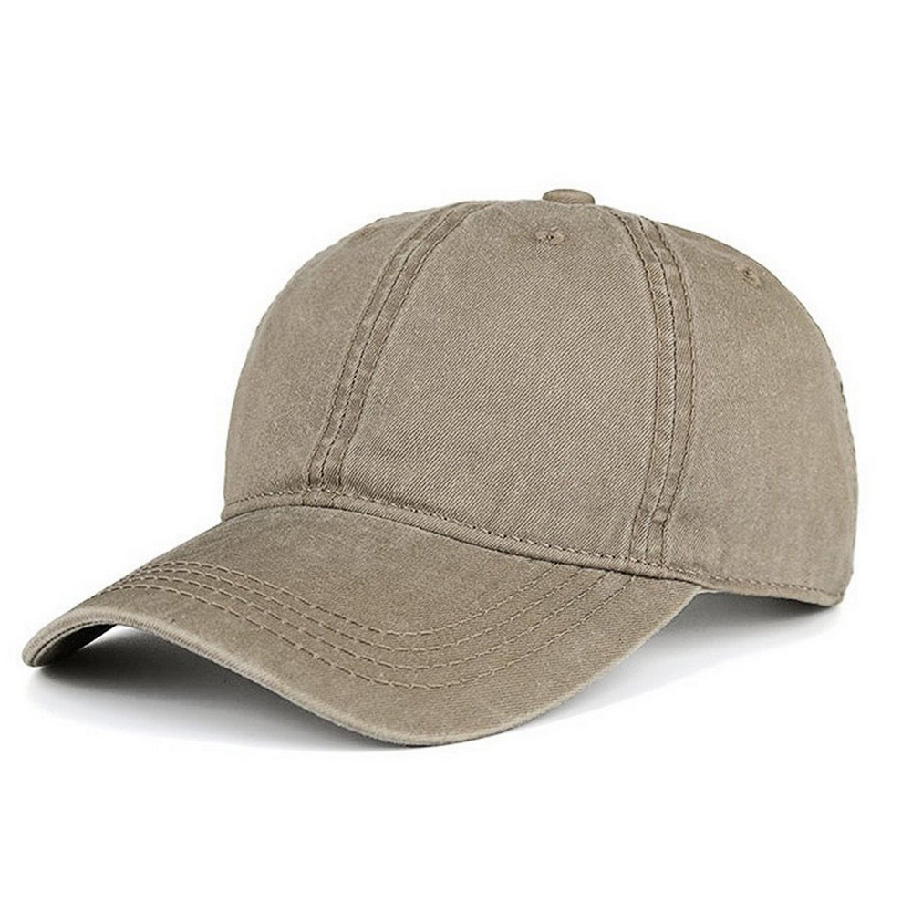 Wholesale Summer style solid cotton Baseball Cap Men Women Outdoor Sport Tennis Hiking Ball Caps Breathable Team Hat Customize