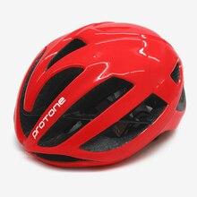 Сверхлегкий красный Протон велосипедный шлем aero capacete дорожный mtb Горный XC Trail велосипедный шлем 52-58 см casco ciclismo шлем