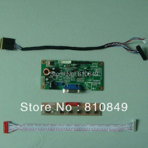 VGA signal input lcd controller board for 15.6inch B156XW02 1366*768 resolutionLTN156AT17 LTN156AT02 LP156WH2 LP156WH4 BT156GW02