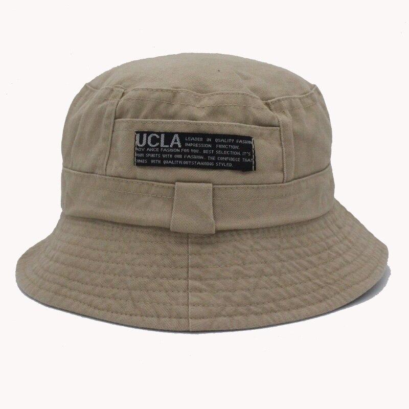 2016 Moda Cottonblend traper Unisex kapa vedro šešir ljeto otvoreni - Pribor za odjeću - Foto 3