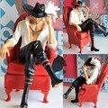 15 см Японского Аниме One Piece Фигурки One Piece Dracule Mihawk Гараж Комплекты Семь Warlords Из Моря Mihawk модель