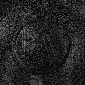 Image 4 - تنورات نسائية من جلد البولي يوريثان 2019 تنورة جديدة للخريف والشتاء تنورة متوسطة الطول بخصر مطاطي للنساء مقاس كبير M 4xl