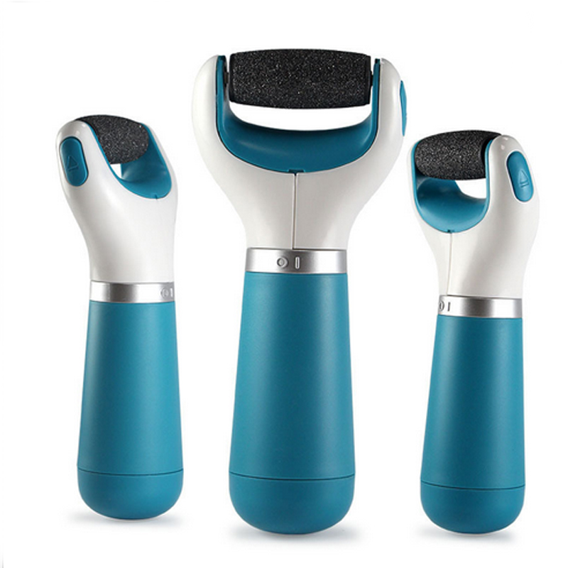 Electric remove foot peeling dead skin feet grinding foot care tools  Foot Dead Skin Peeling Device with USB solid color slimming long sleeve simple hoodie for women