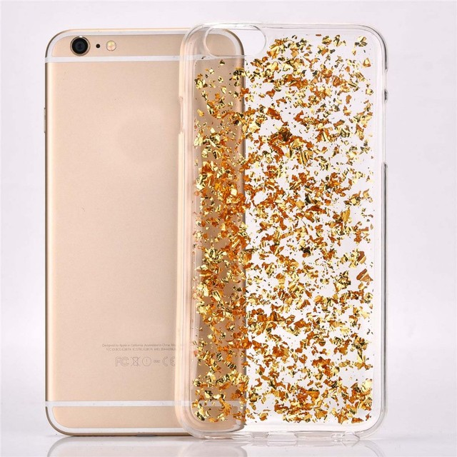 buy popular fda17 a6974 US $1.99 |CASEINGOOD Luxury Bling Glitter Case For iPhone 7 7 Plus Fundas 6  6s Plus Coque 5 5s SE Soft Silicone Crystal TPU Phone Cover-in Fitted ...