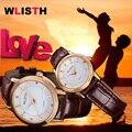 Wlisth amantes reloj hombres mujeres reloj 2017 top famosa marca de lujo de cuarzo relojes de pulsera reloj de cuarzo relogio masculino femenino masculino