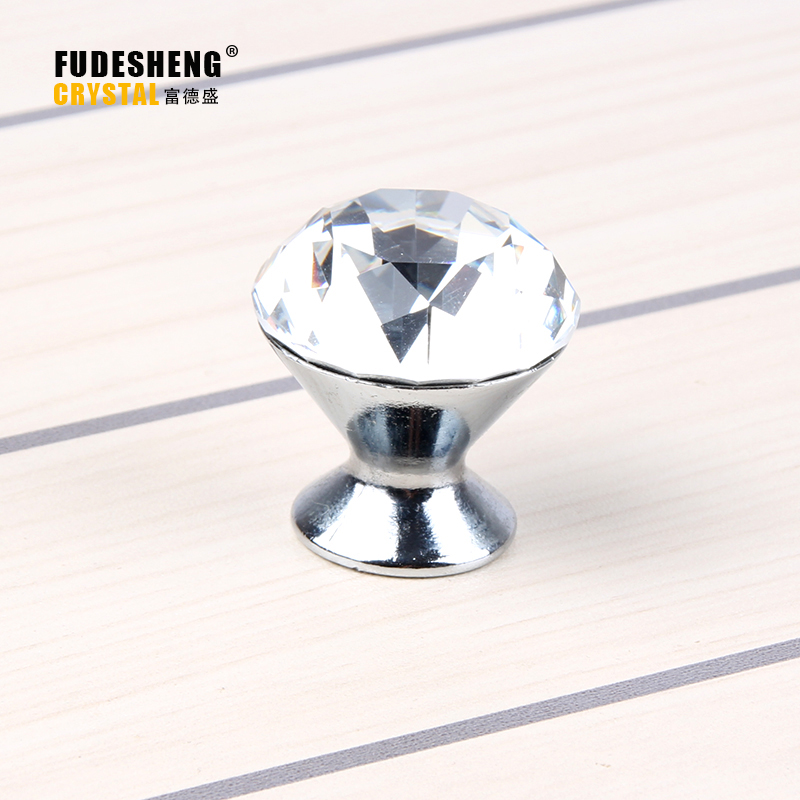 Kitchen Hardware Accessories, Furniture Handle Drawer door handles Crystal Knobs Cabinet Decorative Hardware