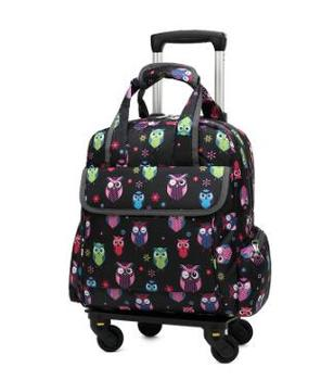 Wheeled trolley bag Travel Luggage Bag carry on luggage bag Travel Boarding bag with wheel travel Rolling cabin luggage suitcase фото