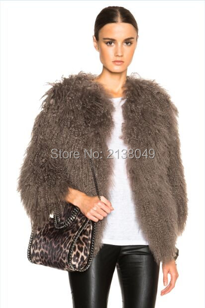 Popular Mongolian Fur Coats-Buy Cheap Mongolian Fur Coats lots ...