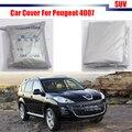 Cubierta al Aire libre Anti UV Dom Lluvia Nieve Cubierta Protectora Resistente A Prueba de Polvo Para Peugeot 4007