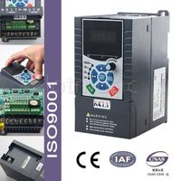 2.2KW 3HP VFD 3Phase 380/415V 5.1A Variable Frequency Drive Inverter ISO