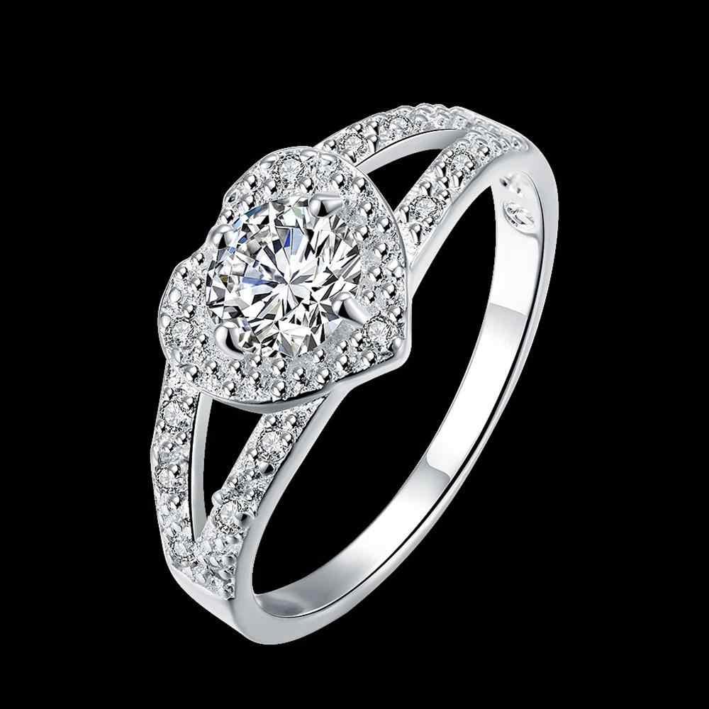 Bayan damskie bianco di pietra anello alleanza algeria kenya gumus de moda lotes al por mayor Dahu Rico anelli Dahu Rico anelli
