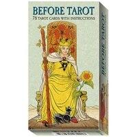 100% Original English version Before Tarot deck board game Divination cards tarot card 78pcs/set