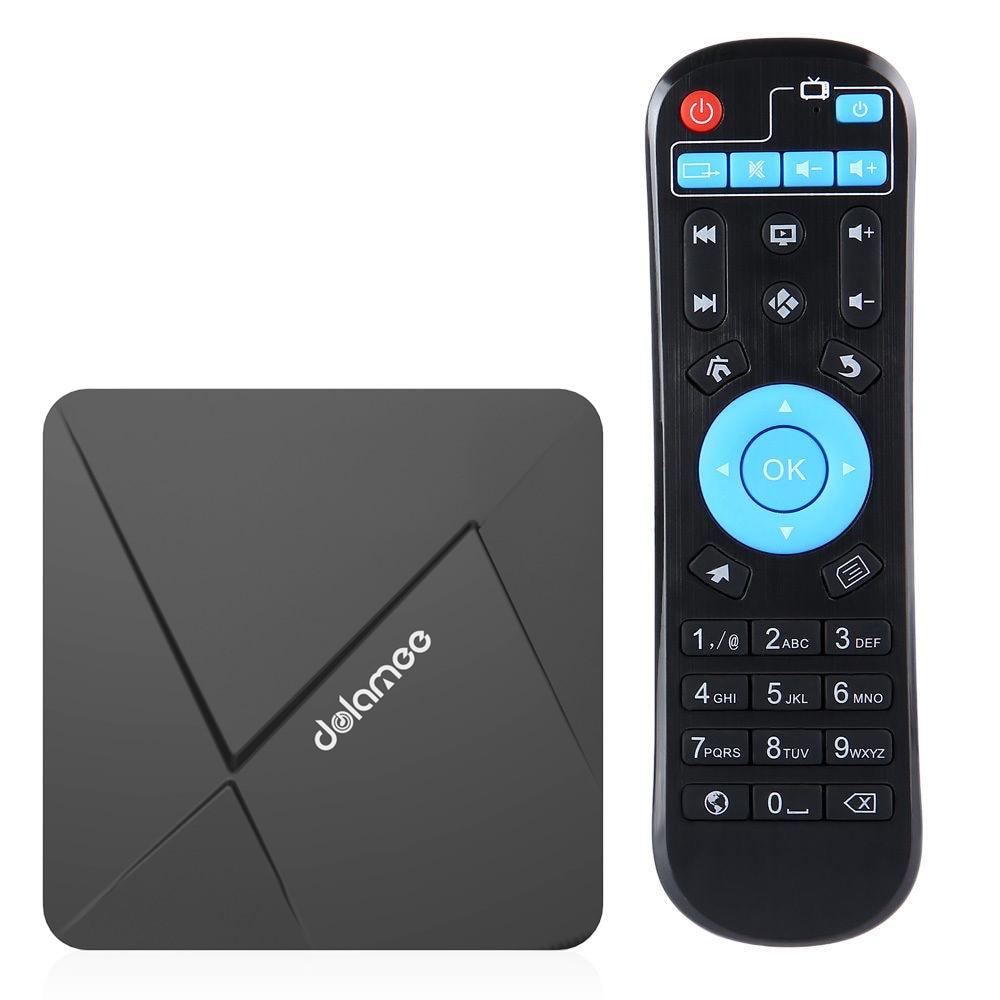 ФОТО HY-D5 Android 5.1 TV Box Quad Core 2G/16G 100M LAN Dual WiFi BT4.0 H.265 4Kx2K 3D  Kodi 16.1 Netflix DTS Dolby Media Player New