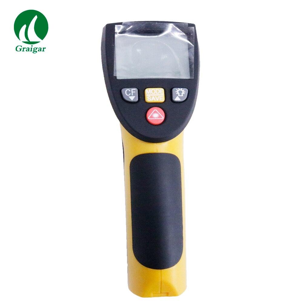 Thermomètre infrarouge sans contact de Type pistolet AZ8895 indicateur de température IR numérique pointeur Laser intégré