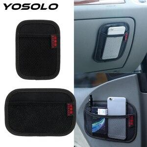 YOSOLO Car Storage Net Bag Sto