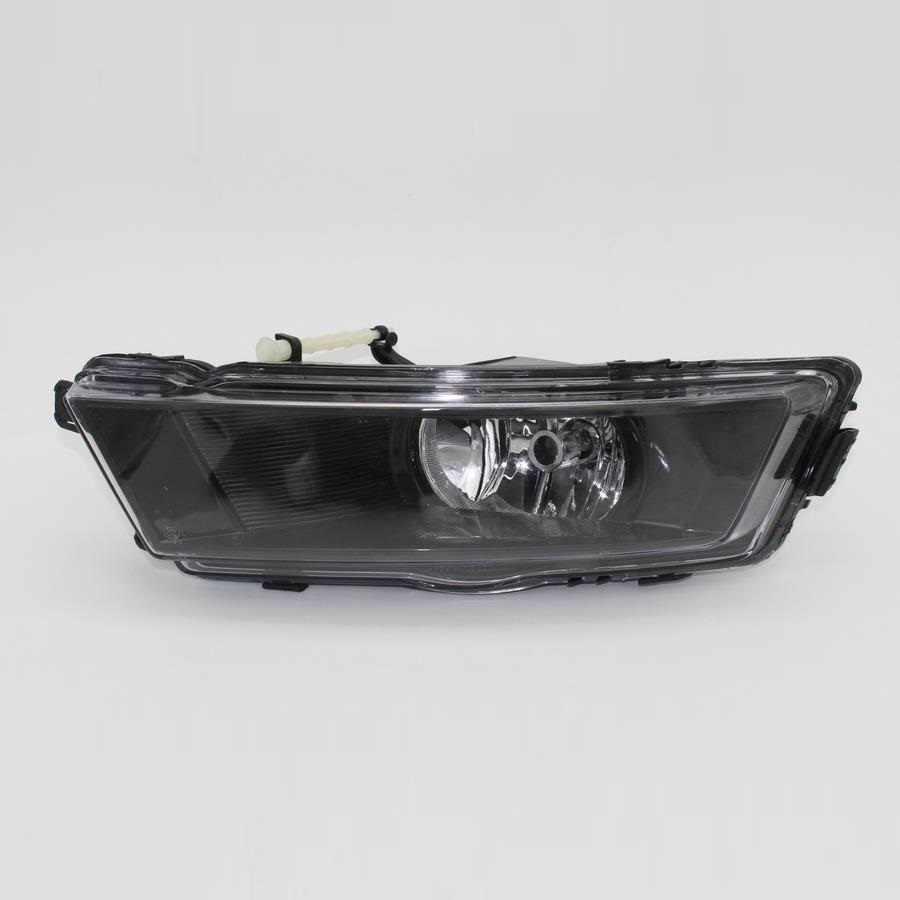 Untuk Skoda Cepat 2013 2014 2015 2016 2017 Mobil styling Bumper Depan Halogen Kabut Cahaya Fog Lamp Kiri Driver sisi