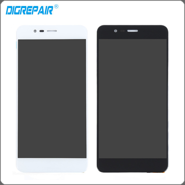 5.3'' inch Black white LCD Display For Asus Zenfone 3 Max ZC520 X008D LCD Touch Screen Glass Digitizer Assembly Replacement Part