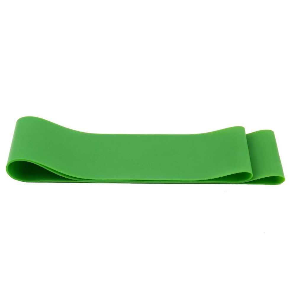 Antypoślizgowa rozciągliwa guma elastyczna pas wyszczuplający zespół ciągnąć linę napięcie guma oporowa siła do utraty wagi Fitness