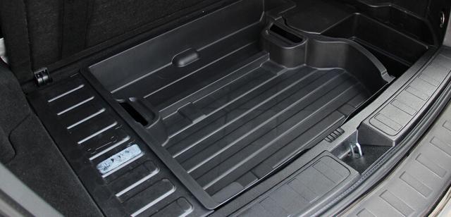 Tronco traseiro Sob O Piso do Espaço De Armazenamento Organizador Container Para Mercedes GLK300 GLK350 GLK X204 GLK220 GLK200 GLK250