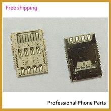 Original New SIM Card Reader Holder Reader Slot For LG G3 D855 D850 D851 Replacement Mobile