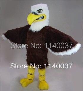mascot Brown Fierce Eagle Mascot Costume custom fancy costume anime cosplay kit mascotte theme fancy dress carnival costume