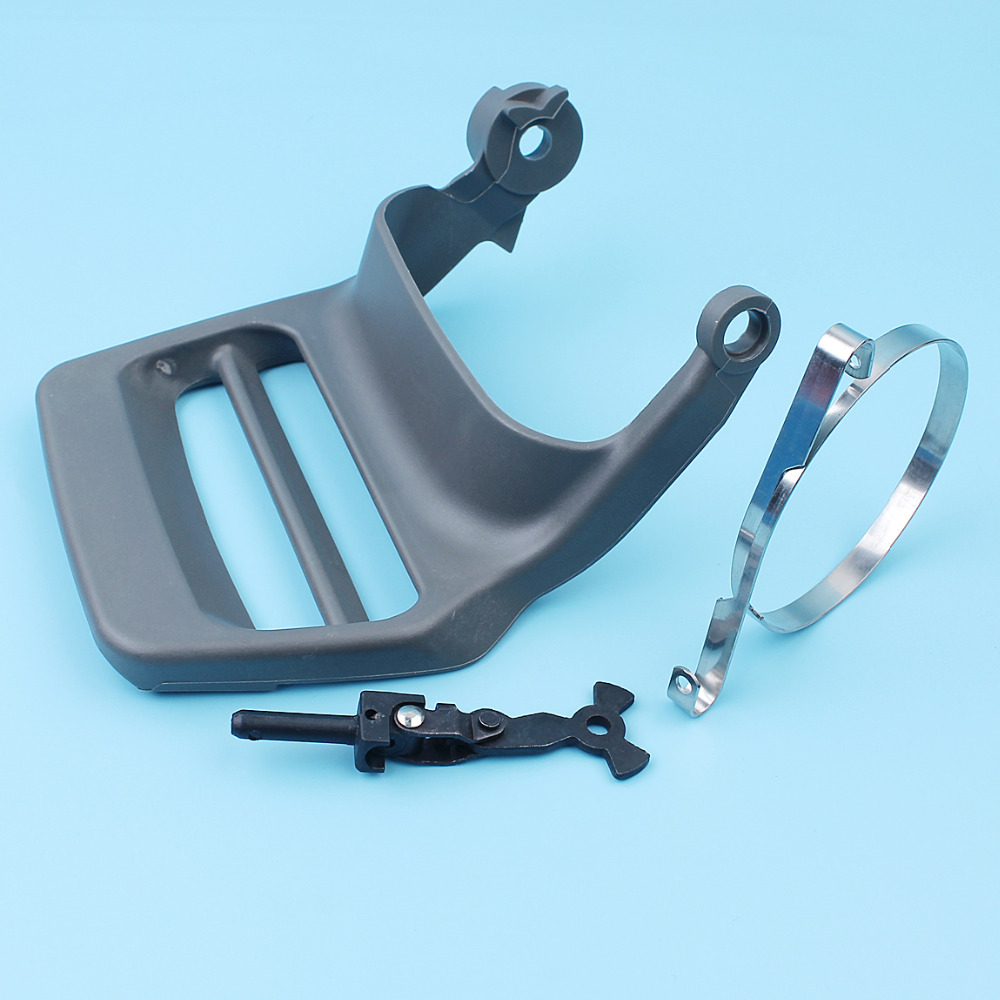 Chain Brake Handle Hand Guard Lever Band Knee Joint Kit For Husqvarna 340 345 350 E/EPA 353 351 Chainsaw 503850901/503 85 09-01