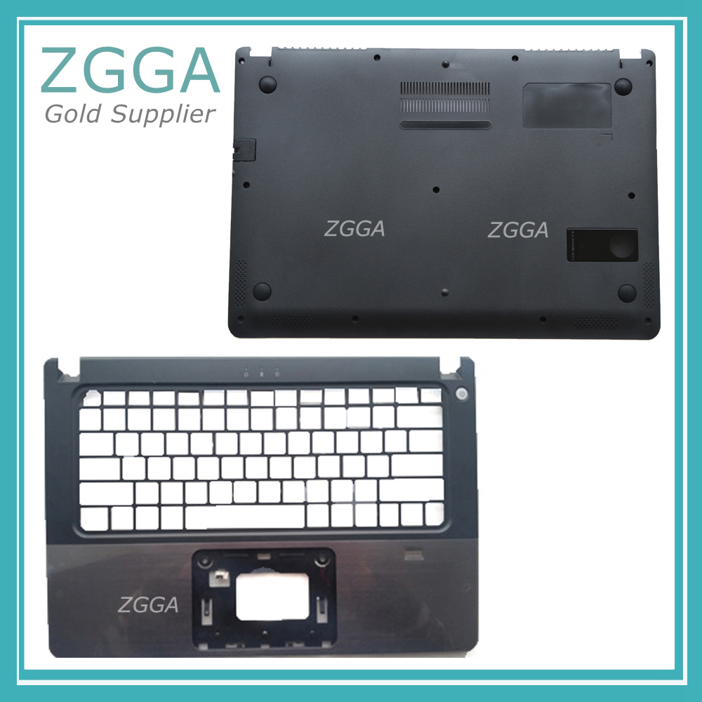 NEW For Dell Vostro V5460 5460 V5470 5470 V5480 5480 Empty Palmrest Upper Case & Bottom Base 0N1TKX N1TKX 35JW8TA0040 0KY66W new for dell inspiron 7560 bottom base case cover door 0mtpp4