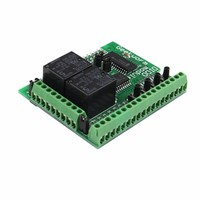 1PC New Arrival Digital Input Digital Output Boad Compatible With PIFACE DIGITAL 2 For Raspberry Pi