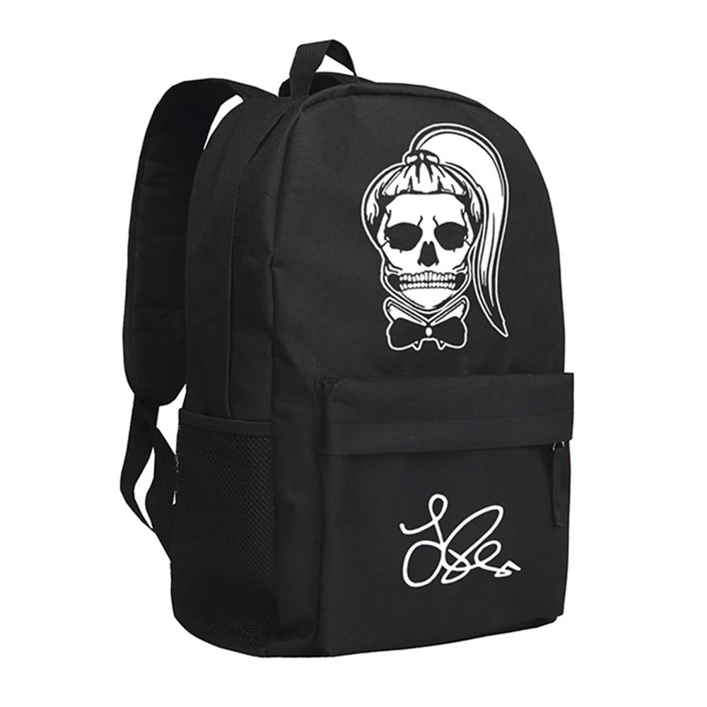 2018 Lady Gaga Backpack Joanne Shoulder Bag photographs by joanne dugan summertime