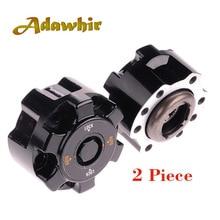 2 pieces For TOYOTA Landcruiser PRADO V8 free wheel B001 43530-69065 4353069065