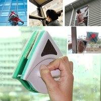 Limpador de escova de limpeza de superfície portátil 3 tamanhos 1 pc limpador de janela magnética dupla face útil limpador de janela de vidro Limpadores de janelas magnéticas     -