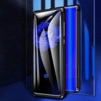 Mahdi M600 HiFi Bluetooth MP4 player HD touch screen Video player Portable Slim with Built in Speaker FM Radio e book APE Flac