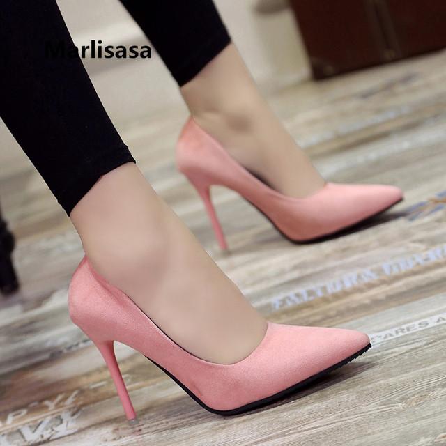 Women Fashion Classic  High Heel Shoe