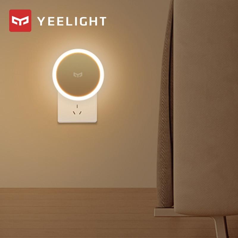Xiaomi Mijia Yeelight Induction Night Smart Light With Smart Huaman Boday Sensor Led Lamp Bed Lights For Bedroom Corridor