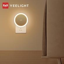 Xiaomi mijia yeelight 誘導ナイトスマートライトスマートワーマン boday センサー led ランプベッドベッドルーム廊下