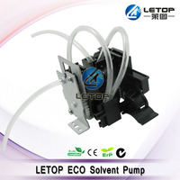 free shipping air mail letop eco solvevnt jv33/jv5 printer mimaki ink pump for dx5 dx4 head