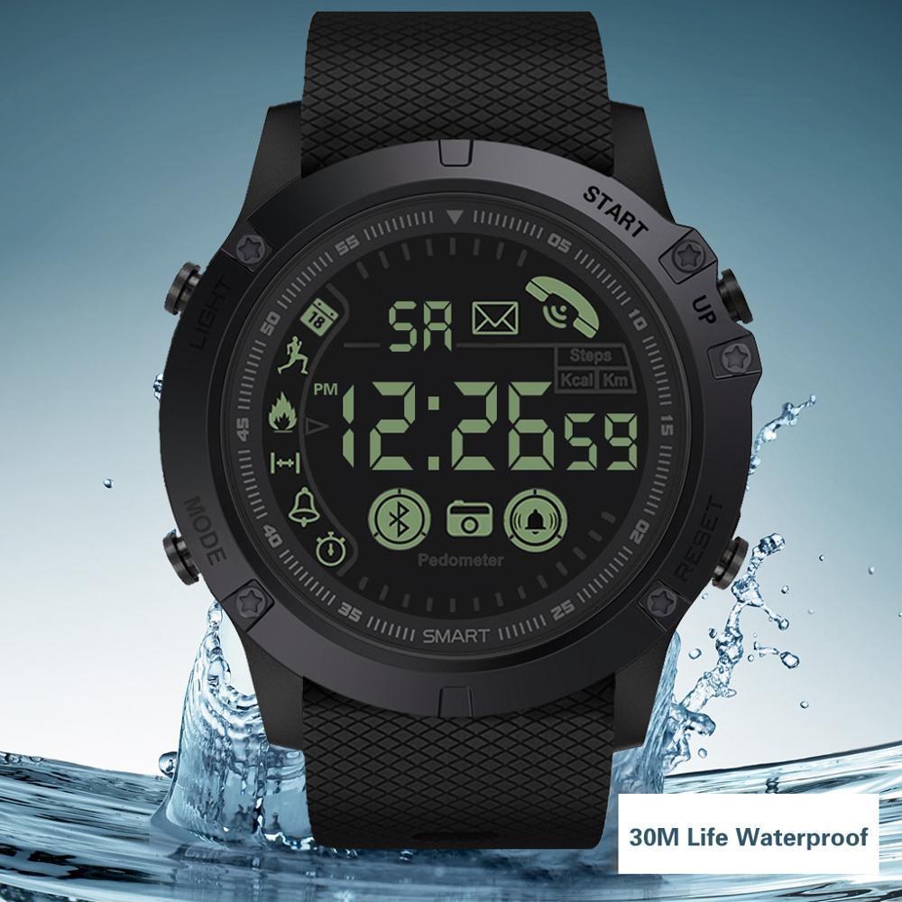 New Flagship Rugged watchSmart 33-month Standby Time 24h All Bluetooth Phone Function Heart Rate Monitor watch Smart for IOS z70