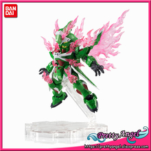Prettyangel Echt Bandai Tamashii Naties Nxedge Stijl Mobiele Pak Crossbone Gundam Ghost Phantom Gundam Action Figure