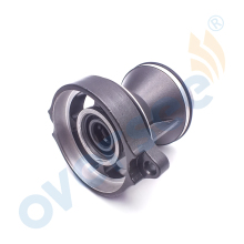 683-45361 6B4-45361 Gear Box Cap Assy With Bearing And Oil Seals For Yamaha 15HP 9.9HP 2 Stroke Outboard Motor