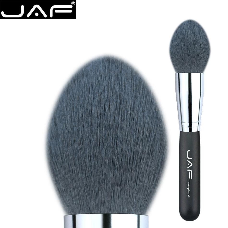 Retail Synthetic Tapered Kabuki Brush precise highlighter brush blush brush Makeup Contour Brushes Free Shipping